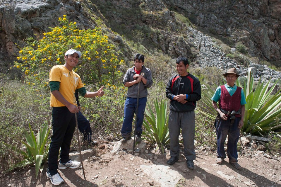Inka Trail- Day 1-7
