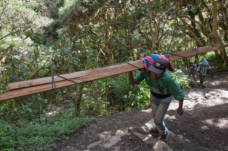 Inka Trail- Day 2-6